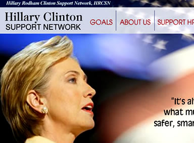Hillary Rodham Clinton Support Network